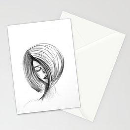 Girlie 01 Stationery Cards