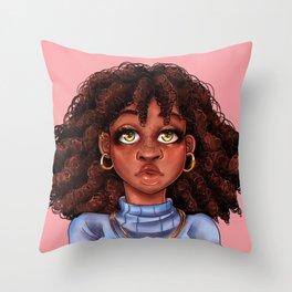 dazed Throw Pillow