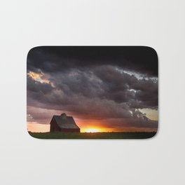 Sunset Pictures - Country Barns and Country Living Bath Mat