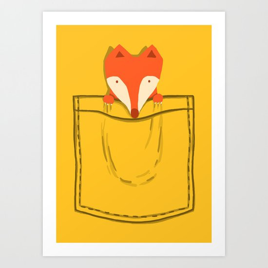 My Pet Art Print