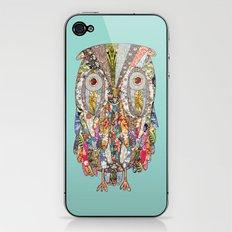I CAN SEE IN THE DARK iPhone & iPod Skin