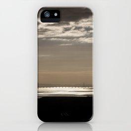 The Severn Bridges at Sunset iPhone Case