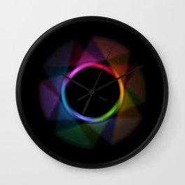 ColorWheel Wall Clock