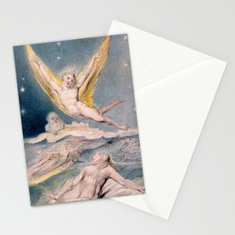 """William Blake """"Night Startled by the Lark"""" Stationery Cards"""