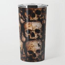 The catacombs of Paris Travel Mug