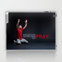 PRAY Laptop & iPad Skin