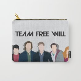 The new Team Free Will Carry-All Pouch