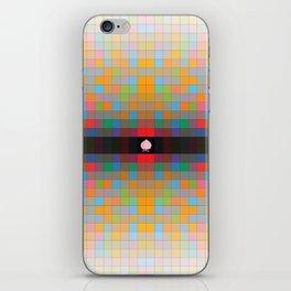 Momo pixel iPhone Skin