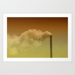 Never forget you're breathing air... Art Print