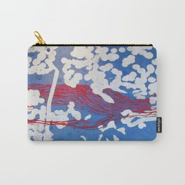 paisaje helado Carry-All Pouch