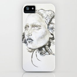 Sea Shell 1 iPhone Case