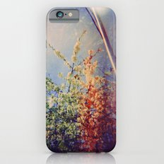 Holga Flowers IV iPhone 6s Slim Case