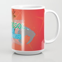 CheshireSol Twitch TV Christmas Sol Coffee Mug
