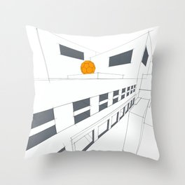 Big Plans 6 Throw Pillow