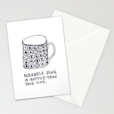 Mug. Stationery Cards