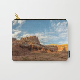 Capitol Reef National Park Utah United States Ultra HD Carry-All Pouch