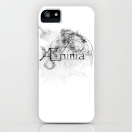 AEnima // Astrological Symbols iPhone Case
