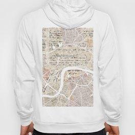 London map Hoody