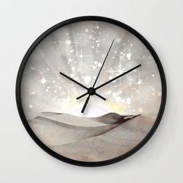 MAGIC DESERT Wall Clock