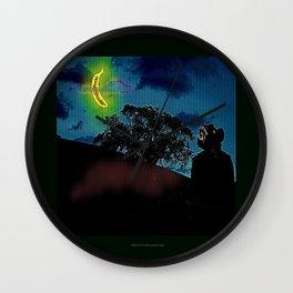 WereApe 025 Wall Clock