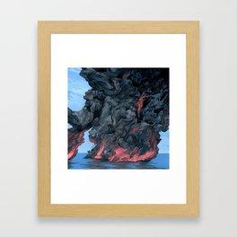 Clouds #11 Framed Art Print
