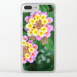 Southern blossoms Clear iPhone Case