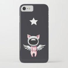 Piglet in Space iPhone 7 Slim Case