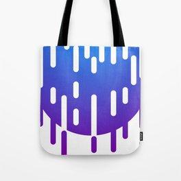 Minimal rain Tote Bag