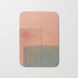 Bubble Wrap Composition Bath Mat
