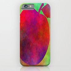 Flaming Apple iPhone 6s Slim Case