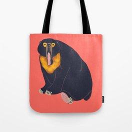 Sun Bear Study 1 Tote Bag