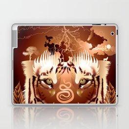 Sherock the Tiger Laptop & iPad Skin