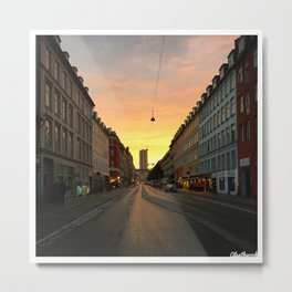 Another Great Day Metal Print