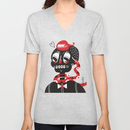 Lord Calaverito Unisex V-Neck