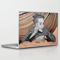 desert Laptop & iPad Skins featuring Desert by Mrs Araneae