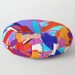 joy of colors Floor Pillow