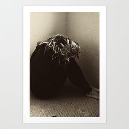 Sound of Sorrow Art Print