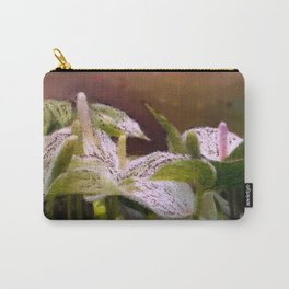 Anthuriums Carry-All Pouch