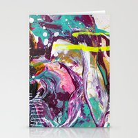 data Stationery Cards featuring Data by ARMANDO MESIAS