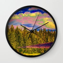 403 – Glitch-flipped Wall Clock