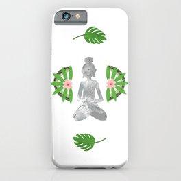 Zen Bali Buddha iPhone Case