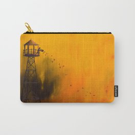 Autumn Tower Carry-All Pouch