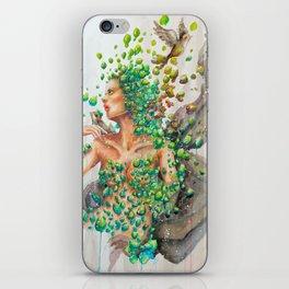 Fleeting iPhone Skin
