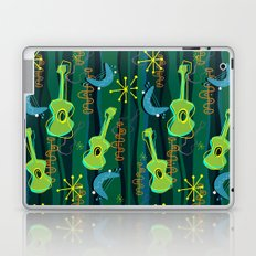 Music Was In The Air Laptop & iPad Skin