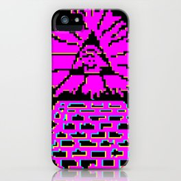 Everything is Under Control iPhone Case