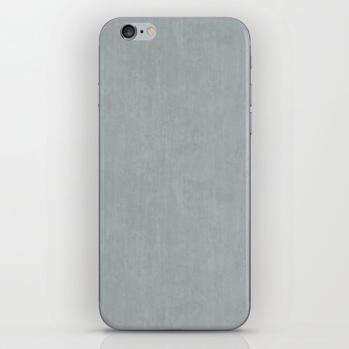 Smooth Concrete iPhone Skin