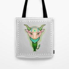 taurus zodiac sign Tote Bag