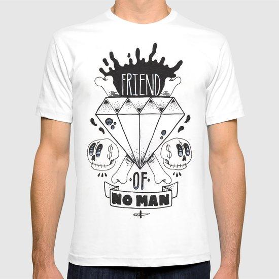Friend of No Man T-shirt