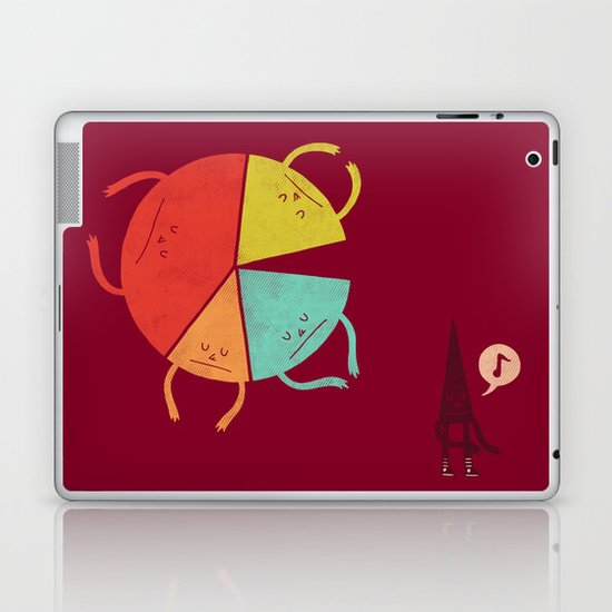 Don't be a Statistic Laptop & iPad Skin