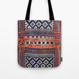 Qashqa'i Khorjin  Antique Fars Persian Bag Tote Bag